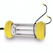 Bayco SL-676 Luz de trabajo, color amarillo