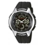 Ceas barbatesc Casio STANDARD AQ-160W-1B Active Dial