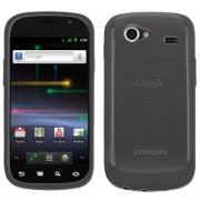 Samsung Google Nexus S I9023 Силиконов Калъф Черен + Протектор
