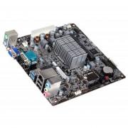 Tarjeta Madre ECS BSWI-D2-J3060 con procesador Intel DDR3