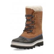 Sorel Snow-Boots Caribou Wl, Leder, gefüttert braun