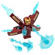 playonbricks Lego Infinity war Iron Man Minifigure 76107 Mini fig Avengers