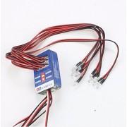 Generic TAMIYA 12 LED Simulation Lights Smart System Flash Lighting For RC 1/10 Car Tank
