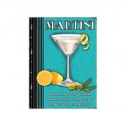Geen Wand decoratie Martini cocktail