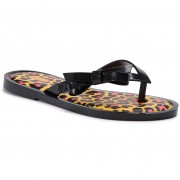 Джапанки MELISSA - Flip Flop Animal Print 32651 Black/Yellow 51565