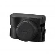 Panasonic DMW-CGK22XEK Funda de Cuero Negro para DMC-GX7
