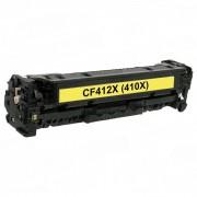 """""""Toner HP 410X / 410A Compatível Amarelo CF412X / CF412A"""""""