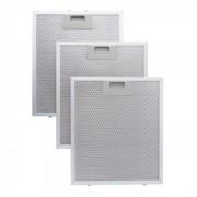 Klarstein filtru de grăsime din aluminiu, 26 x 32 cm, filtru de înlocuire