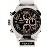 Ceas barbatesc Haemmer CR-06 Grand Creator Tizian Chrono 48mm 10ATM