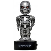 Terminator figura - Genisys Body Knocker Bobble-Figure Endoskeleton - NECA42175