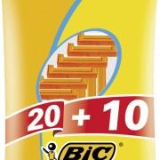 BIC Sensitive 1 Rakhyvlar 30-pack