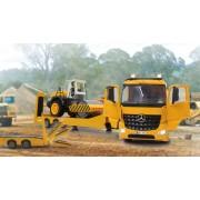 Camion trailer JAMARA MERCEDES AROCS 1:20 2.4GHz