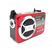 Radio cu lanterna , acumulator , Mp3 , FM radio , X-BASS 83URT
