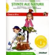 Stiinte ale naturii. Manual pentru clasa a III-a. Semestrul I + II editie tiparita+editie digitala