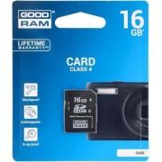 Card de memorie GOODRAM SMC00732, SDHC, 16GB, Clasa 4