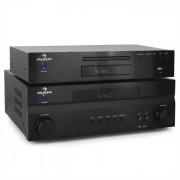 Auna Supreme Tower Surround HiFi Set CD-Player 125W
