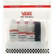 Set ingrijire pantofi unisex Vans Shoe Care Travel Kit VN0A3IHTWHT1