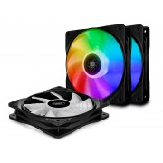 DeepCool Fan Pack 3-in-1 CF120 RGB with controller
