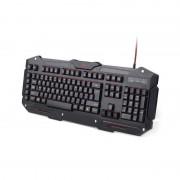 Tastatura Gembird UMGL-01 USB Black