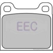 EEC - (European Exhaust & Catalyst Ltd) EEC - Bremsbelagsatz, Scheibenbremse