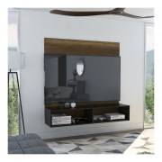 PANEL TV60 CLASSIC COLOR - CARAMELO/WENGUE