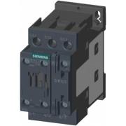 3RT2027-1AB00 Contactor 15KW/400 V,32A SIEMENS, tensiune bobina 24V ac,1NO+1NC, S0