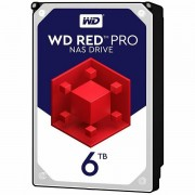 Tvrdi Disk Desktop WD Red Pro 3.5, 6TB, 256MB, 7200 RPM, SATA 6 Gb/s