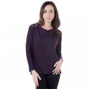 Annalee+Hope Tunica in maglia con scollo morbido e manica lunga