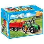 Playmobil 6130 Playmobil Stor Traktor med Släp