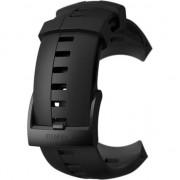 Curea de silicon ceas Spartan Sport incheietura Curea negru HR Suunto Negru Cap. MP (SS022931000)