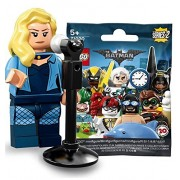 Lego (LEGO) Mini Figures The Lego Batman Movie Series 2 Black Canary Unopened Items | The LEGO Batman Movie Series 2 Black Canary ?71020-19?