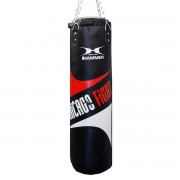 HAMMER BOXING Boxsack Boxsack Chicago Fight black 100cm