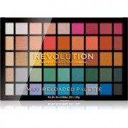 Makeup Revolution Maxi Reloaded Palette paleta de sombras em pó tom Big Shot 45x1,35 g