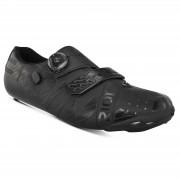 Bont Riot+ Road Shoes - EU 43 - Black