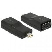 Delock Adattatore mini Displayport 1.2 maschio a VGA femmina