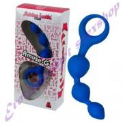 Adrien kék szilikon füzér