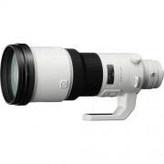 Sony 500mm f/4 g ssm - innesto a - 2 anni di garanzia