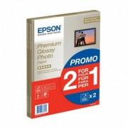 Hartie foto A4, 2 x 15 coli, 255g/mp, Premium Glossy Epson