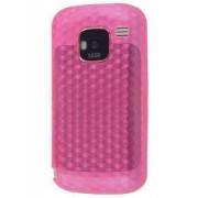 TPU Gel Case for Nokia E5 - Nokia Soft Cover (Diamond Pink)