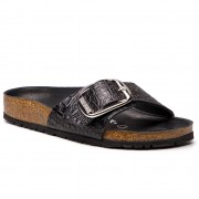 Șlapi BIRKENSTOCK - Madrid Big Buckle 1010767 Gator Anthracite