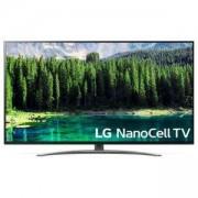 Телевизор LG 65SM8600PLA, 65 инча 4K HDR Smart Nano Cell TV, 3840 x 2160, DVB-T2/C/S2, Alpha 7 II Processor, Dolby Atmos, webOS ThinQ AI, Miracast