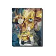 Tablou Canvas Abstract Man