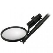 Zrcadlo detekční s osvětlením MAGNUM /14LED/