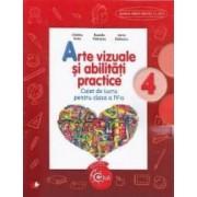 Arte vizuale si abilitati practice cls 4 caiet - Cristina Rizea Daniela Stoicescu
