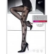 Ciorapi cu model Fiore LAVINIA