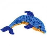 Hama Strijkkralen Grondplaat Dolfijn (0300)