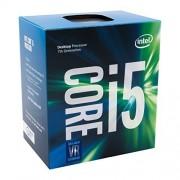 Intel Core i5-7500 processor, 7e generatie, tot 3,80 GHz met Intel Turbo Boost-techniek 2.0, 6 MB Intel Smart-cache