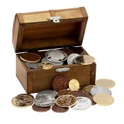 American Coin Treasures National Treasure 20 United States Replica Coins