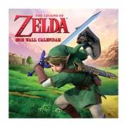 Pyramid International Legend of Zelda Calendar 2019