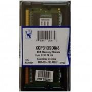 KCP313SD8/8 Memória Note Acer Apple HP Dell Lenovo Kingston 8GB DDR3 1333MHZ sodimm